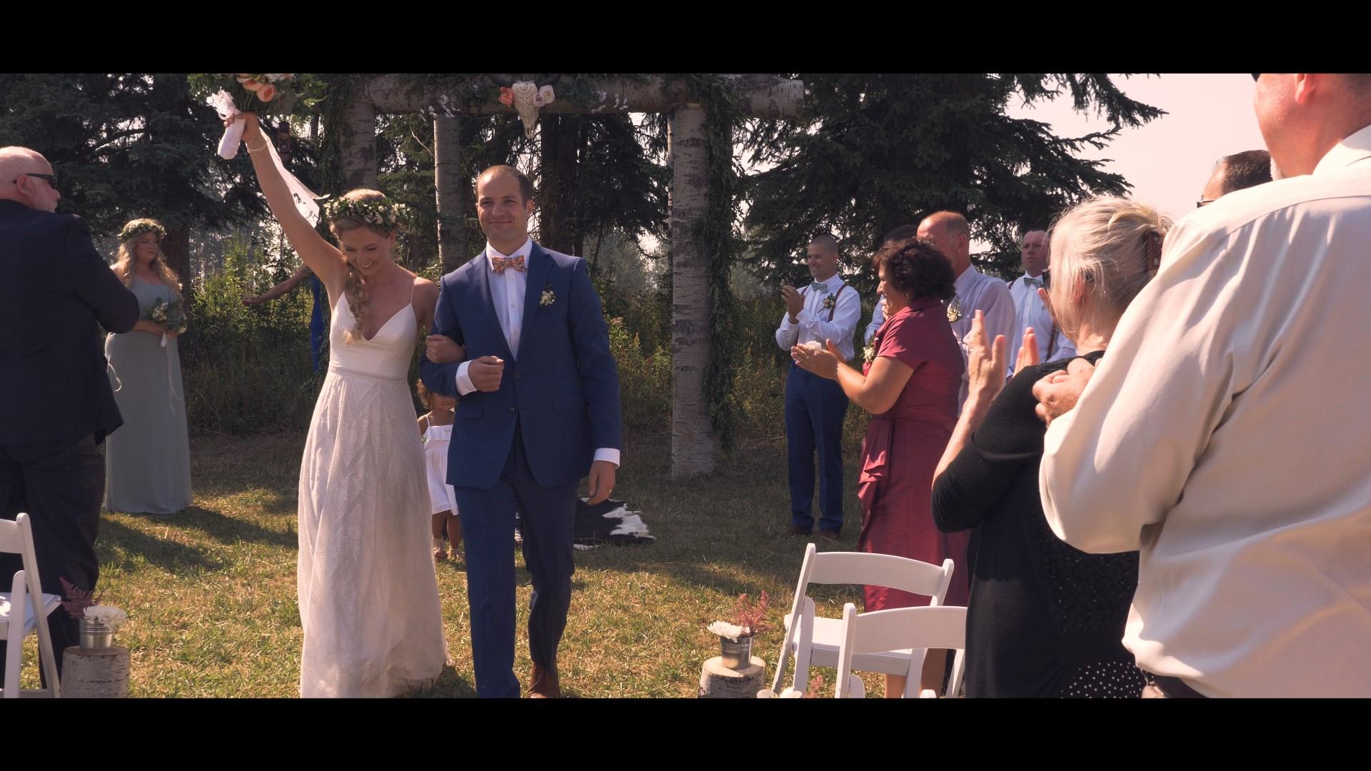 Sunshine Ranch Wedding