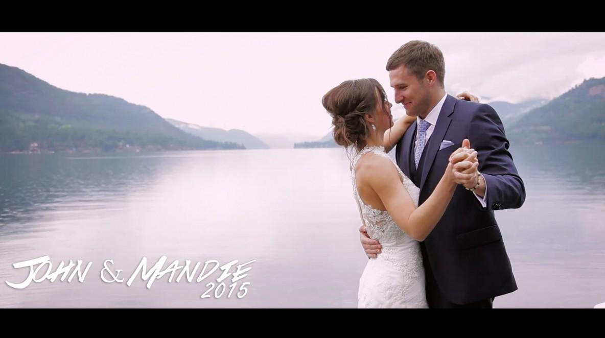 John and Mandie - Trailer