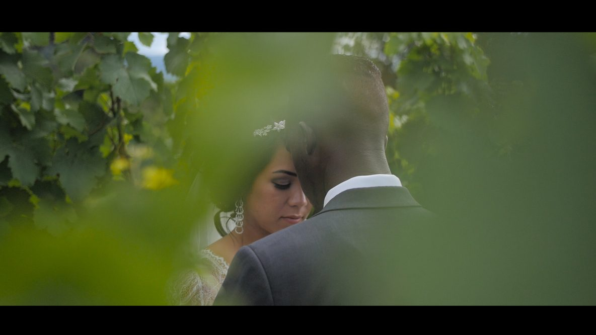 Abe and Larissa | Kelowna Lakeside Wedding