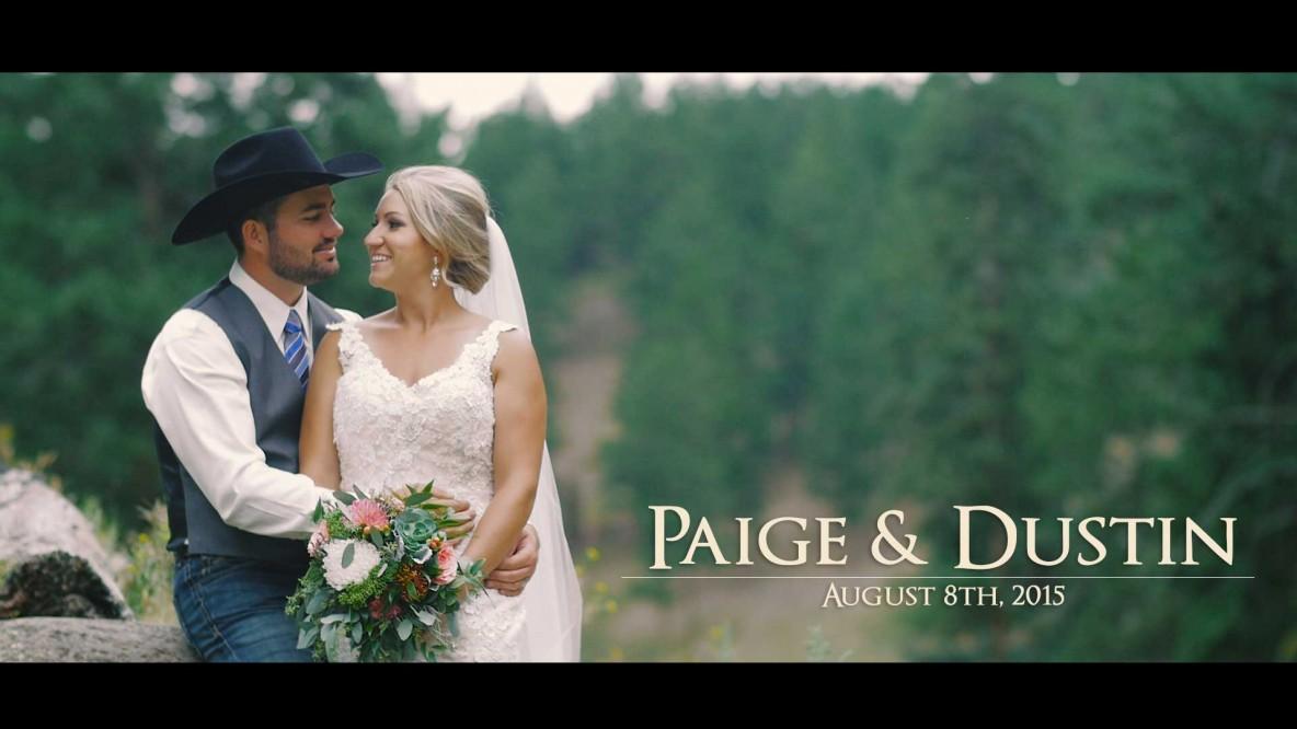 Paige + Dustin