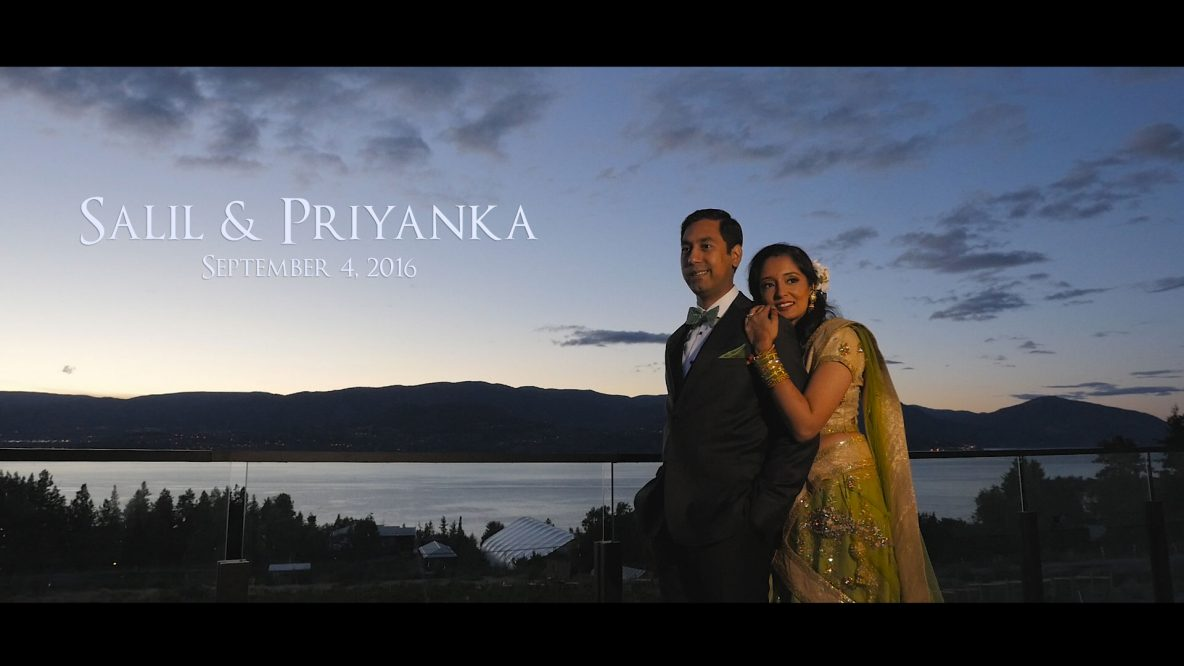 Salil + Priyanka - Hindu Wedding