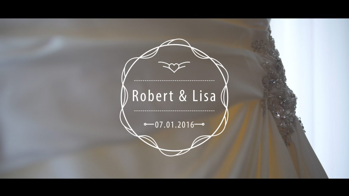 Robert and Lisa - Wedding