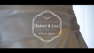 Robert and Lisa - Wedding