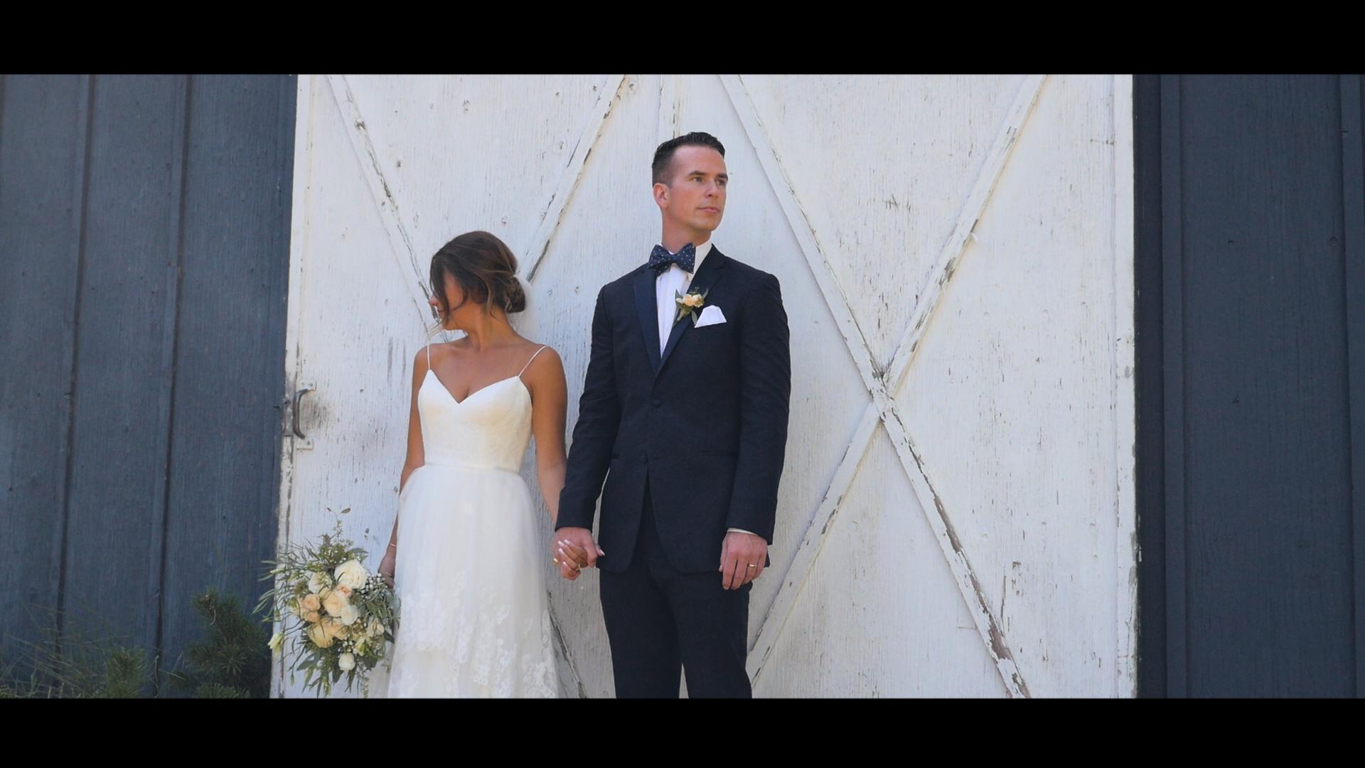 Bride Groom Kelowna Videographer