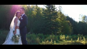 Beautiful Outdoor Wedding // Spencer and Lindsey