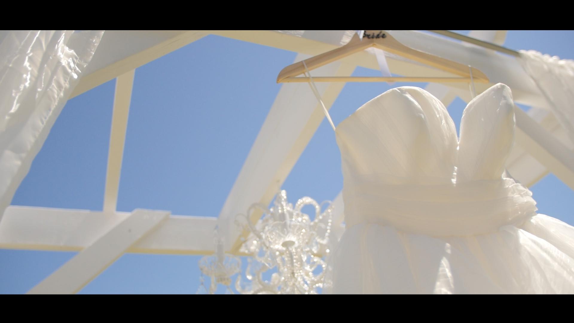 Wedding Dress - Beach