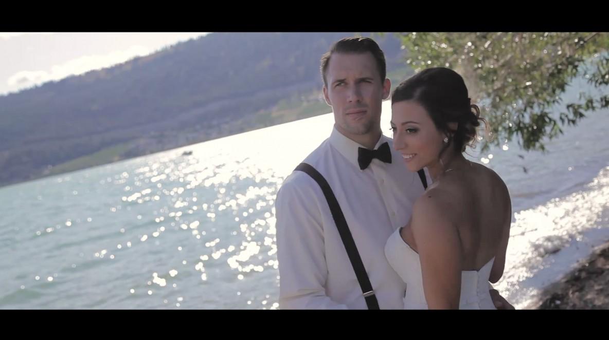 Travis and Tanja // Kelowna Wedding Film