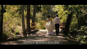 Andrew + Rowena // Cinematic Wedding Film