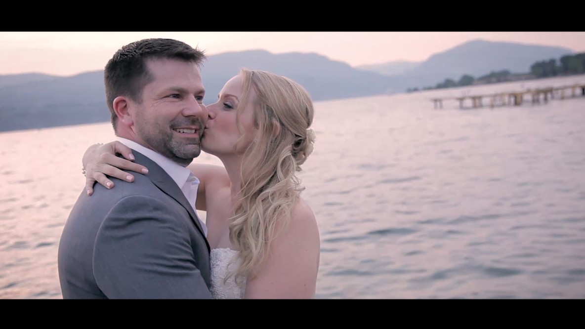 Jaime + Jim // Kelowna Wedding Film