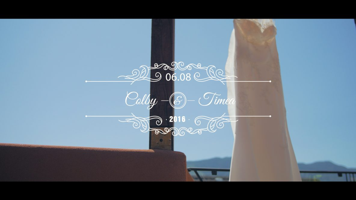 Colby and Timea - Naramata Wedding Day