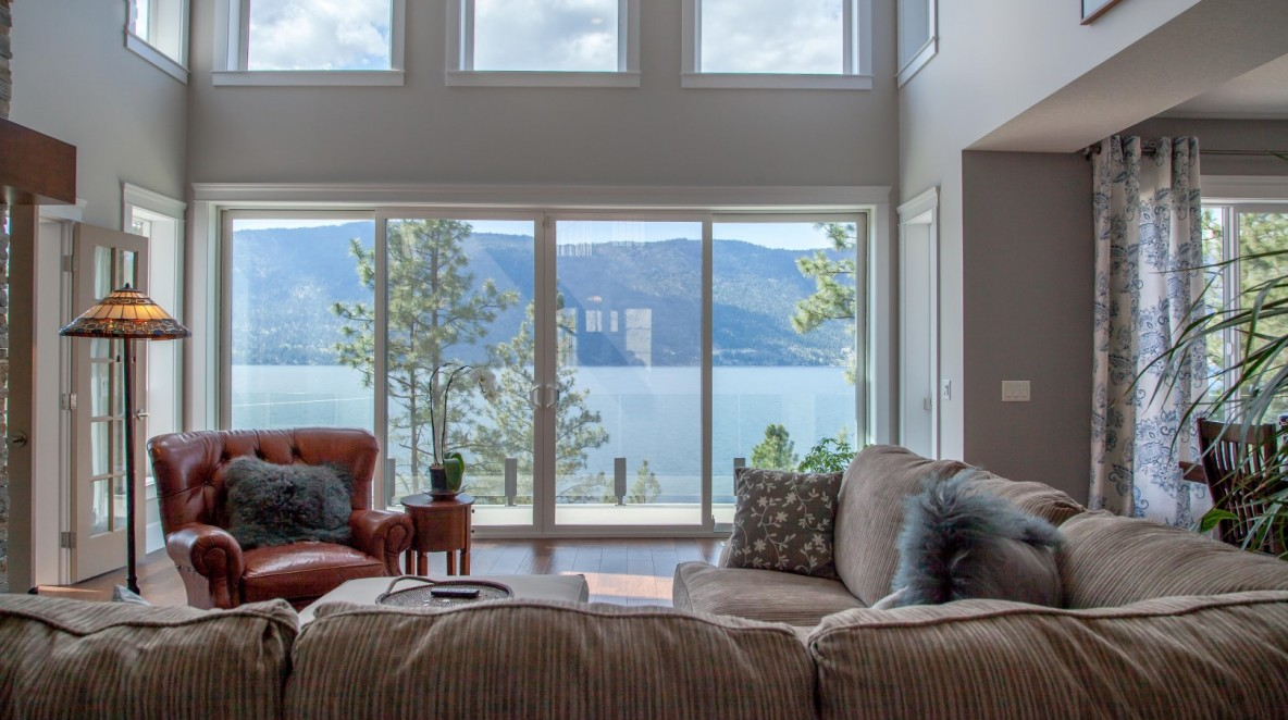 Lake Front - Real Estate Photography