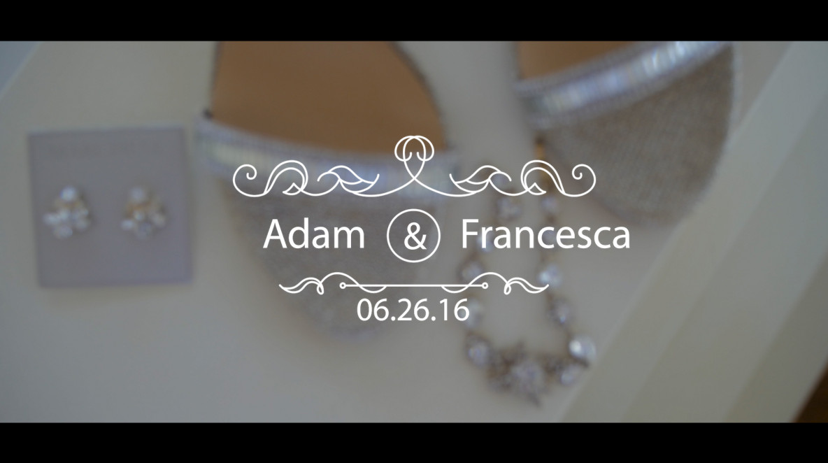 Adam and Francesca