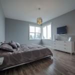 Open Master Bedroom