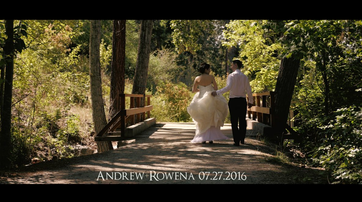 Andrew + Rowena // Cinematic Wedding Film